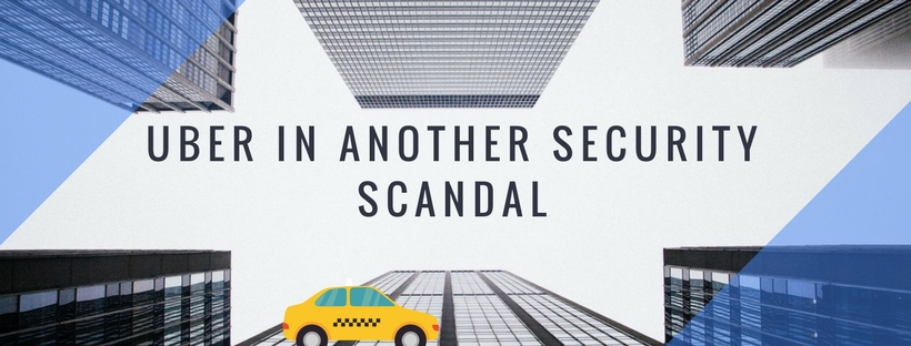 Uber in another security scandal