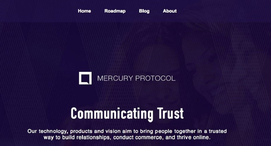 Mercury protocol safe messaging app