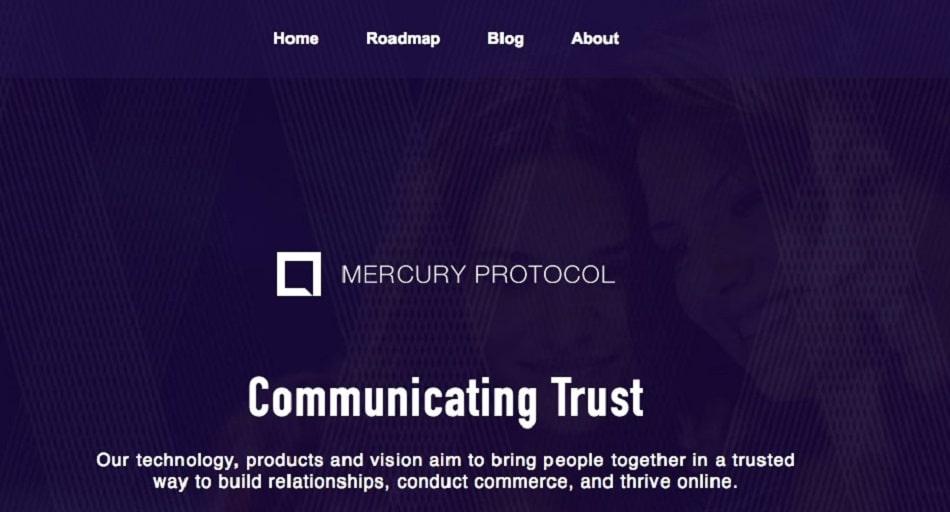 Mercury protocol safe messaging app