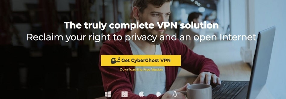 Cyberghost Business VPN