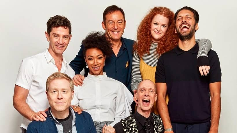 Discoverys cast