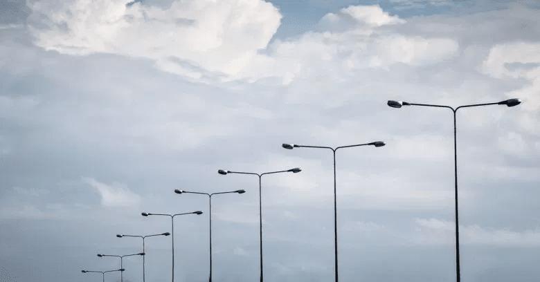 Hidden Cameras in Street lights