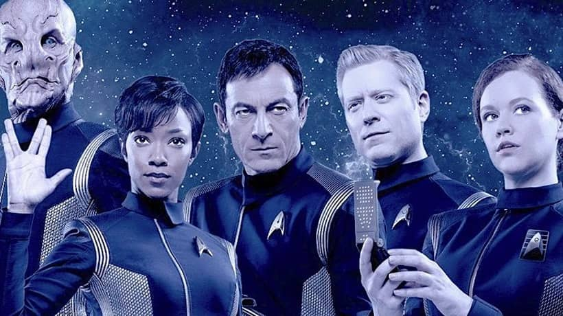 Where can you watch Star Trek: DIscovery Season 02?
