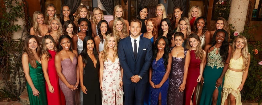 The Cast of the Bachelor Season 23
