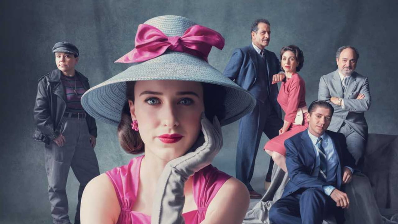 Watch the Marvelous Mrs Maisel