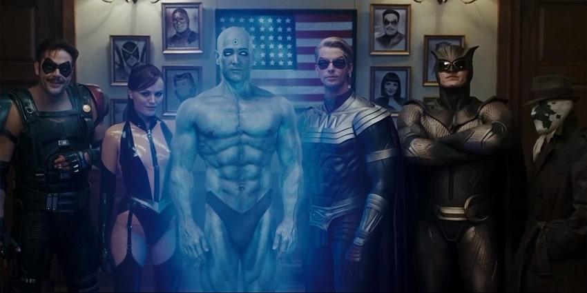 The Watchmen Original cast